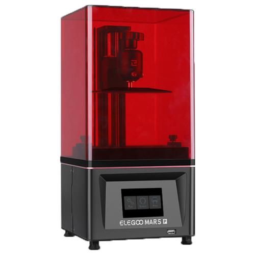3D-принтер ELEGOO Mars Pro черный/красный
