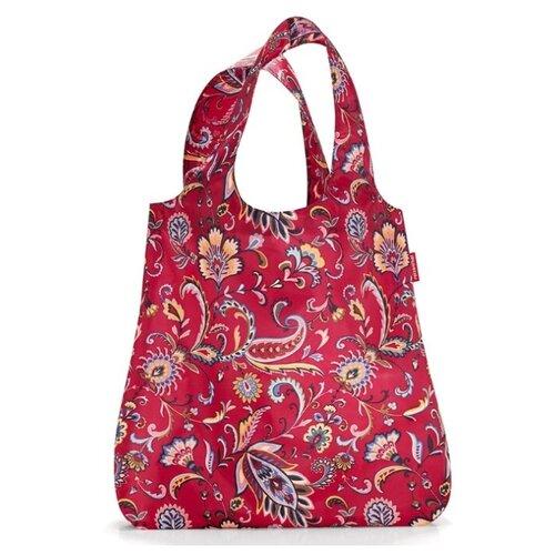 цена на Сумка reisenthel Mini maxi shopper paisley ruby, текстиль