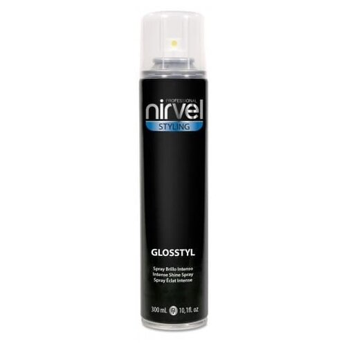 Nirvel Спрей-блеск для волос Glosstyl Intense Shine Spray, 300 мл