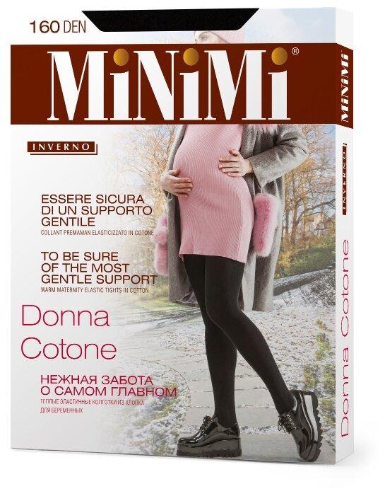 Колготки MiNiMi Donna Cotone 160