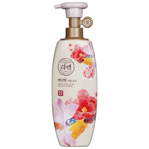 ReEn шампунь Baekdanhyang парфюмированный для волос 500 мл с дозатором