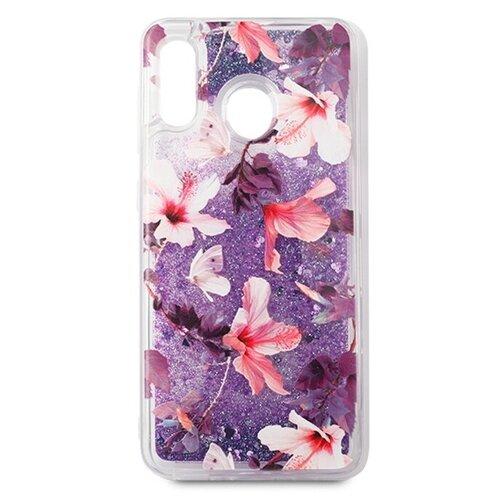 Чехол Pastila Pink Summer для Samsung Galaxy A20 лилии купальник pink summer pink summer pi030ewfuau8