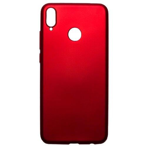Чехол Akami Soft-touch для Honor 8X (силикон) красный