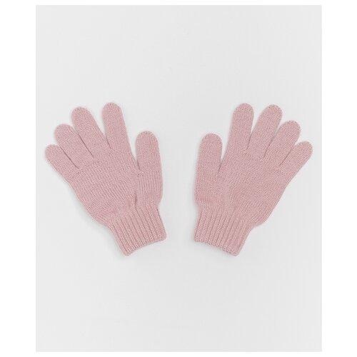 Перчатки Button Blue 220BBGMX7601 размер 14, розовый