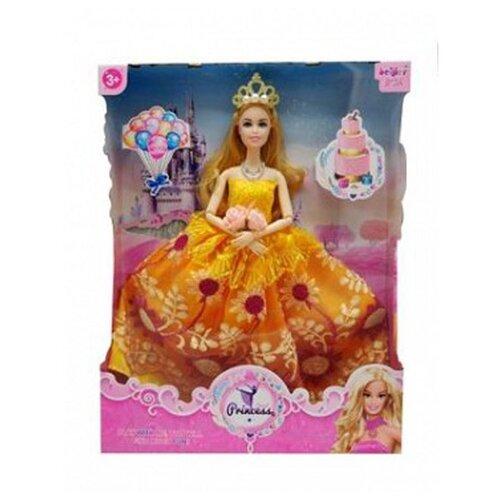 Купить Кукла China Bright Pacific Принцесса, 32 см, 1767504, Куклы и пупсы