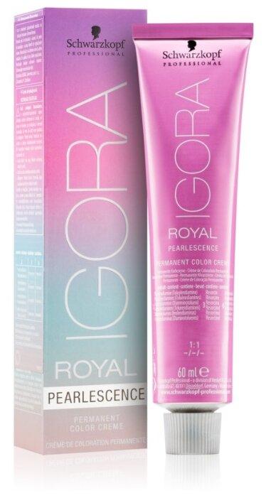 Schwarzkopf Professional Igora Royal стойкая крем-краска для волос Pearlescence, 60 мл — купить по выгодной цене на Яндекс.Маркете