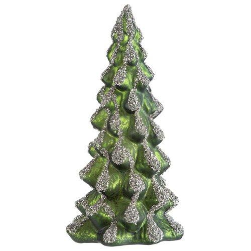 Фигурка KARLSBACH Елка 31 см зеленый