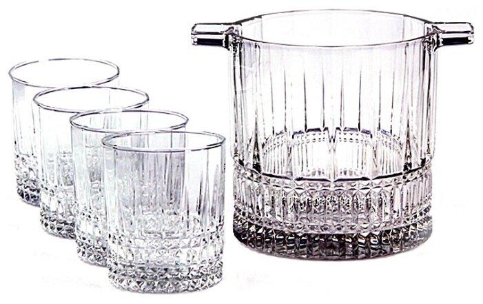 Luminarc Набор для виски Elisees 5 предметов