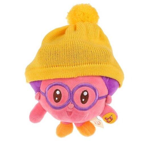 Купить Мягкая игрушка Мульти-Пульти Ёжик в шапочке с чипом 10 см, Мягкие игрушки