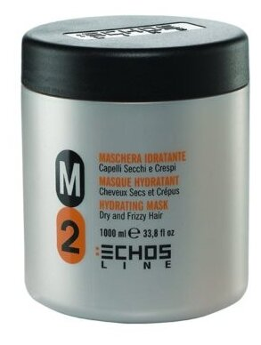 Echosline M2 Маска для волос разглаживающая с экстрактом кокоса