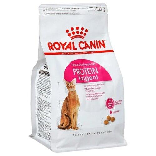 Фото - Сухой корм для кошек Royal Canin Protein Exigent, профилактика избыточного веса, профилактика МКБ 400 г сухой корм для кошек royal canin urinary s o для лечения мкб 400 г