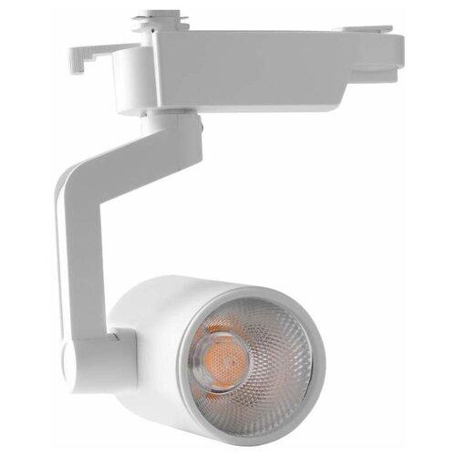 Трековый светильник-спот Arte Lamp Traccia White A2310PL-1WH трековый светильник arte lamp linea a1314pl 1wh