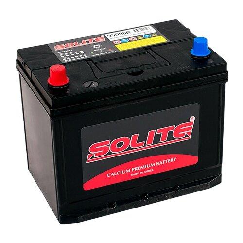 Аккумулятор Solite 95D26R BH.