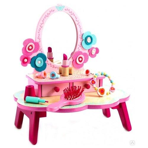 Купить Туалетный столик DJECO (06553), Играем в салон красоты