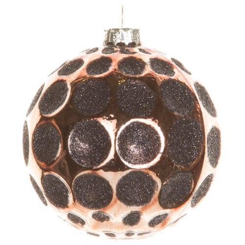 Набор шаров KARLSBACH 06837, коричневый/черный