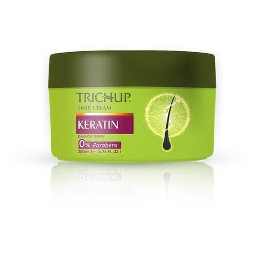 Купить Trichup Крем для волос с кератином Hair Cream Keratin, 200 мл