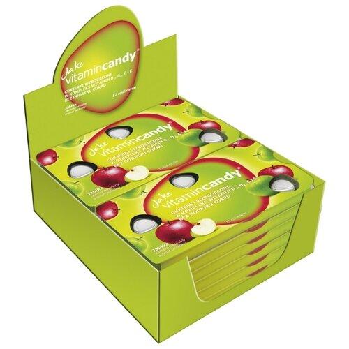 Леденцы Jake vitamincandy Яблоко 12 шт. jake dyer colemans diary