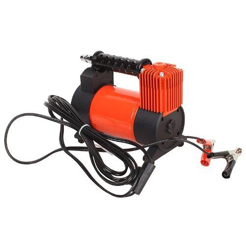 Автомобильный компрессор Агрессор AGR-50 оранжевый