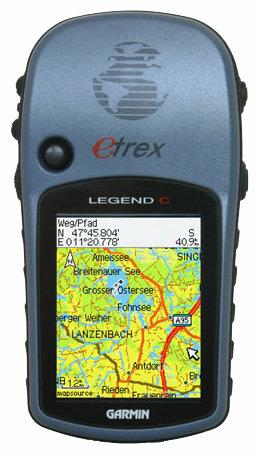 Навигатор Garmin eTrex Legend C