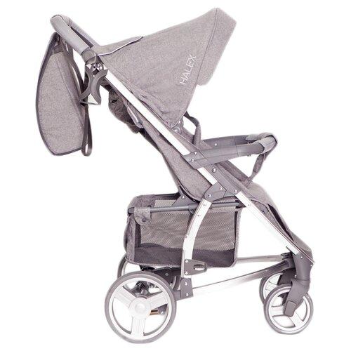 Прогулочная коляска XO KID Halex grey xo bs 2 white