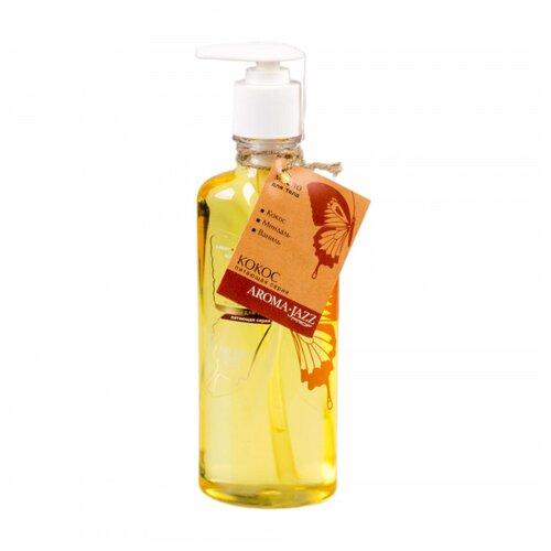 Масло для тела Aroma Jazz Кокос, 350 мл масло для тела aroma jazz aroma jazz ar045lwdcol7