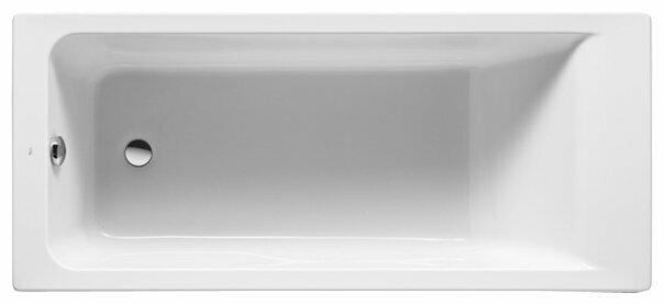 Ванна Roca Easy 170x70 ZRU9302905 без гидромассажа акрил — купить по выгодной цене на Яндекс.Маркете