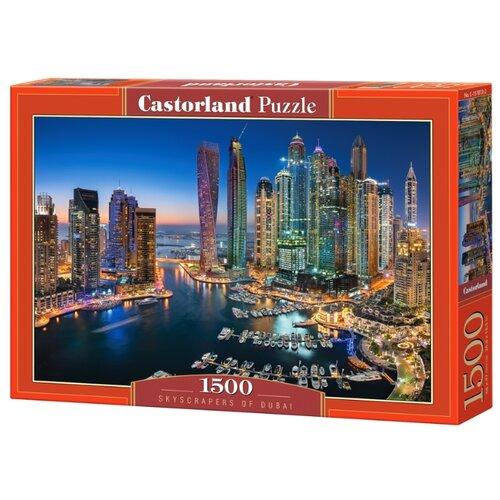 Купить Пазл Castorland Skyscrapers of Dubai (C-151813), 1500 дет., Пазлы