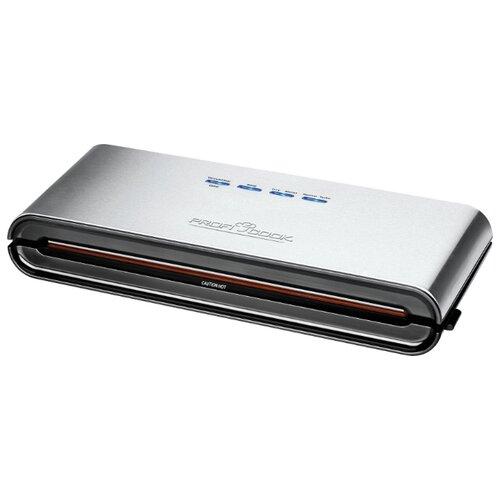 Вакуумный упаковщик ProfiCook PC-VK 1080 нержавеющая сталь/черный