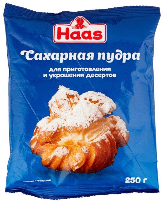 Haas Пудра сахарная — купить по выгодной цене на Яндекс.Маркете