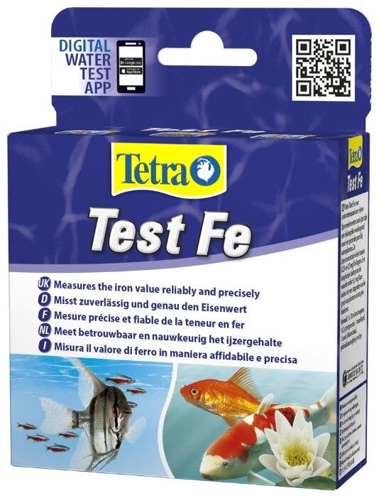 Tetra Test Fe тесты для аквариумной воды