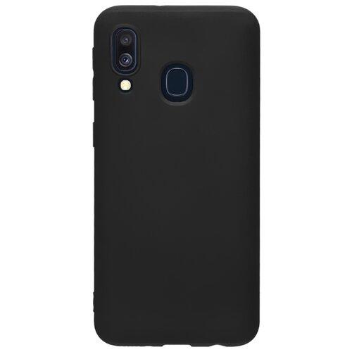 Купить Чехол Deppa Gel Color Case для Samsung Galaxy A40 черный