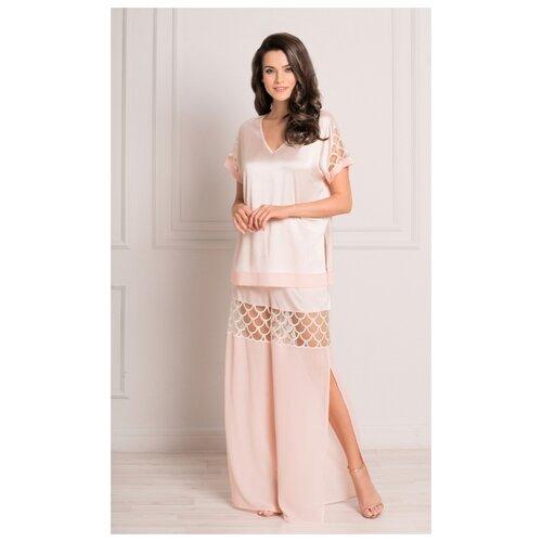 Пижама Laete размер L(48) персиковый платье oodji цвет персиковый 14001182b 47420 5400n размер l 48