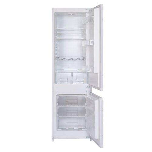 Встраиваемый холодильник ASCOLI ADRF 229 BI холодильник ascoli acds601w