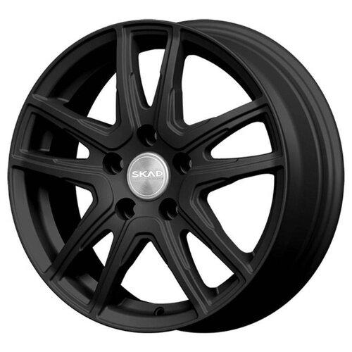 Фото - Колесный диск SKAD Сидней 6x16/4x100 D60.1 ET50 черный бархат колесный диск skad сидней 6x16 4x100 d60 1 et50 черный бархат