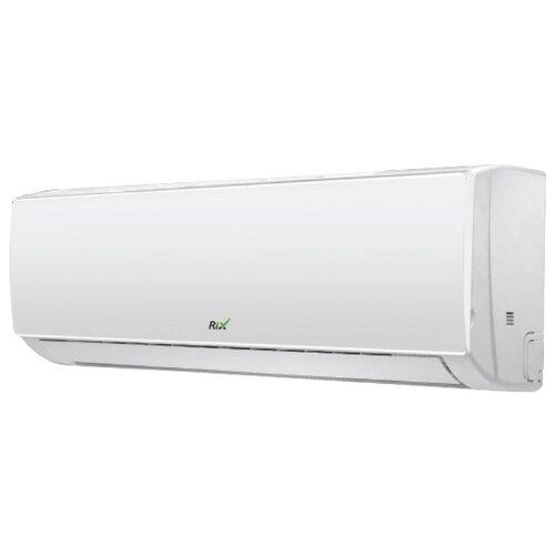 Настенная сплит-система Rix I/O-W07PT белый напольный вентилятор rix rsf 4002 белый
