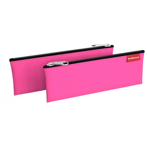 Фото - ErichKrause Пенал-конверт Neon pink erichkrause пенал тубус just dig it