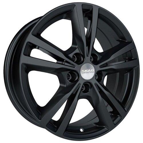 Фото - Колесный диск SKAD Мельбурн 7x17/5x114.3 D67.1 ET45 Черный бархат колесный диск skad брайтон 7x17 5x114 3 d60 1 et35 черный бархат