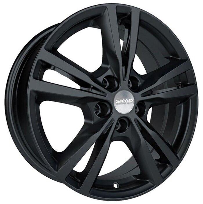 Колесный диск SKAD Мельбурн 7x17/5x114.3 D67.1 ET45 Черный бархат — цены на Яндекс.Маркете