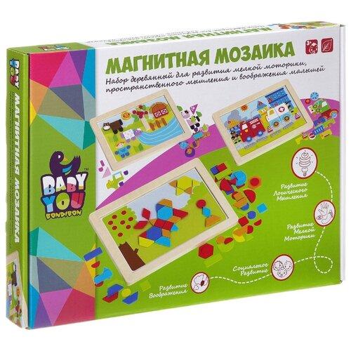 Купить BONDIBON Магнитная мозаика Ферма (ВВ2041), Мозаика