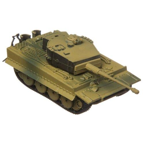Фото - Сборная модель BONDIBON Танк №11 ВВ2963 1:72 сборная модель bondibon танк 16 вв2968 1 72
