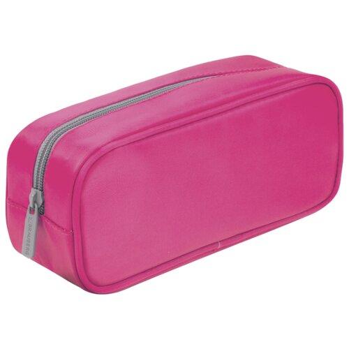 BRAUBERG Пенал-косметичка King Size розовый