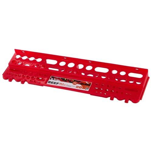 Полка BLOCKER REEF 62.5 625 мм красный