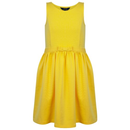 Платье Ralph Lauren размер 98, желтый