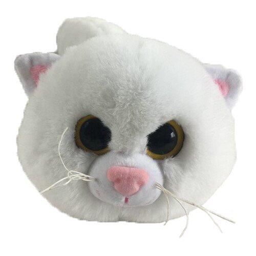 Купить Мягкая игрушка ABtoys Кошка белая 14 см, Мягкие игрушки