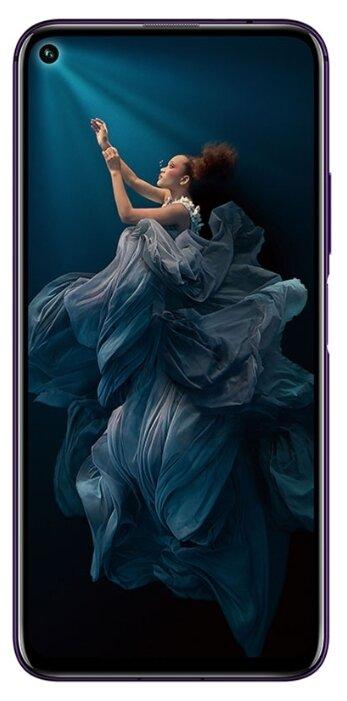 Мобильный телефон Honor 20 Pro 8/256GB бирюзовый