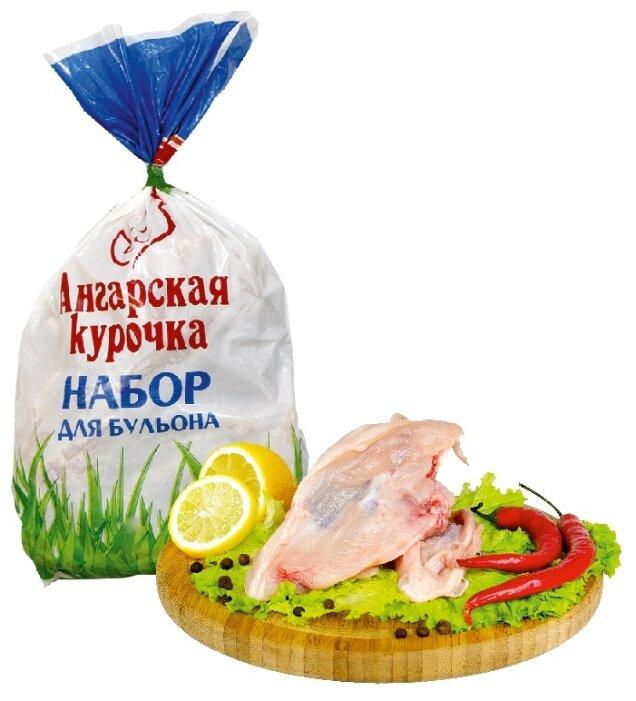 Ангарская птицефабрика Набор куриный для бульона замороженный, 1 кг
