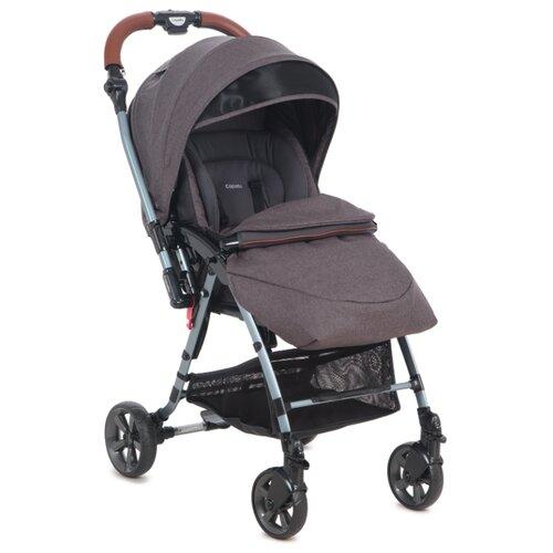 Прогулочная коляска Capella S-230 серый коляска прогулочная capella s 803wf сибирь лайм gl000984336