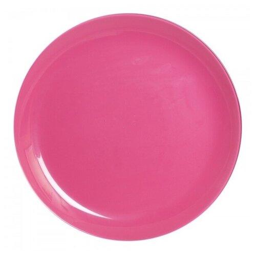 Luminarc Тарелка обеденная Arty 26 см pink тарелка десертная luminarc arty anis 20 см