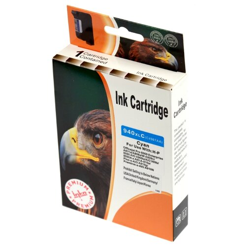 Картридж INKO 940C XL (C4907AE)