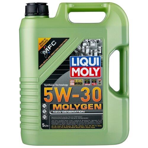 цена на Моторное масло LIQUI MOLY Molygen New Generation 5W-30 5 л